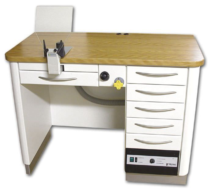 Dental laboratory workstation / 1-station INTERDENT d.o.o.