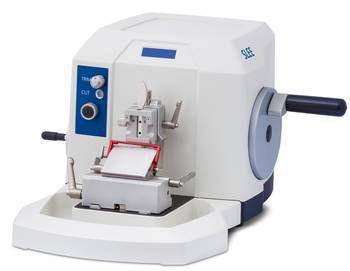 Rotary microtome / manual CUT 4062 SLEE MEDICAL
