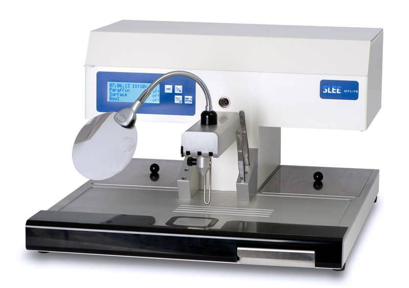 Tissue automatic sample preparation system / paraffin embedding / for histology MPS_P1 SLEE MEDICAL