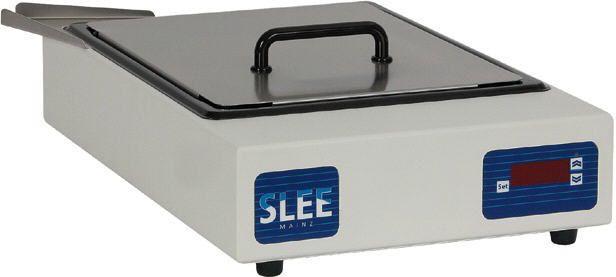 Paraffin laboratory water bath MWB SLEE MEDICAL