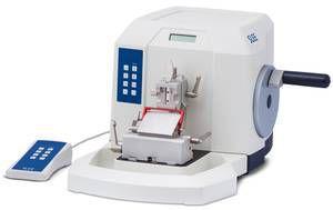 Rotary microtome / semi-automatic CUT 5062 SLEE MEDICAL