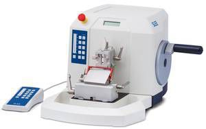 Rotary microtome / automatic CUT 6062 SLEE MEDICAL