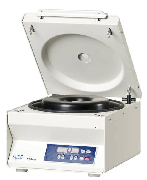 Cytology laboratory centrifuge / bench-top Cellspin I / II SLEE MEDICAL