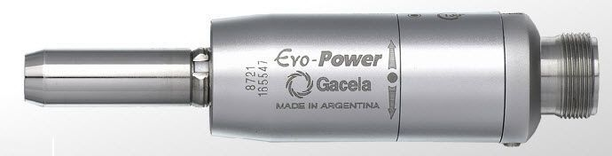 Dental micromotor / electric / standard EVO POWER Gacela S.R.L.