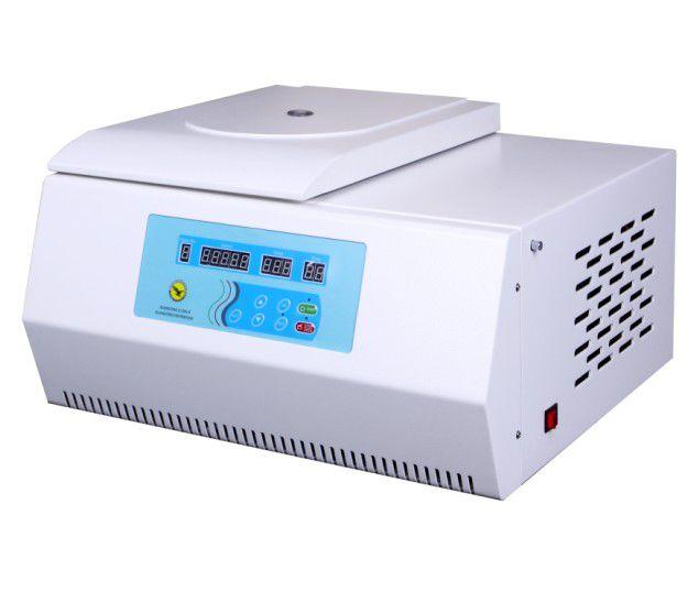 Laboratory centrifuge / high-capacity / bench-top / refrigerated 5000 rpm | TDL5MC Changsha Weierkang Xiangying Centrifuge