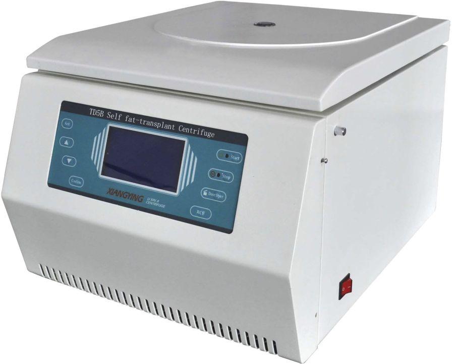 Laboratory centrifuge / bench-top 5000 rpm | TD5B Changsha Weierkang Xiangying Centrifuge