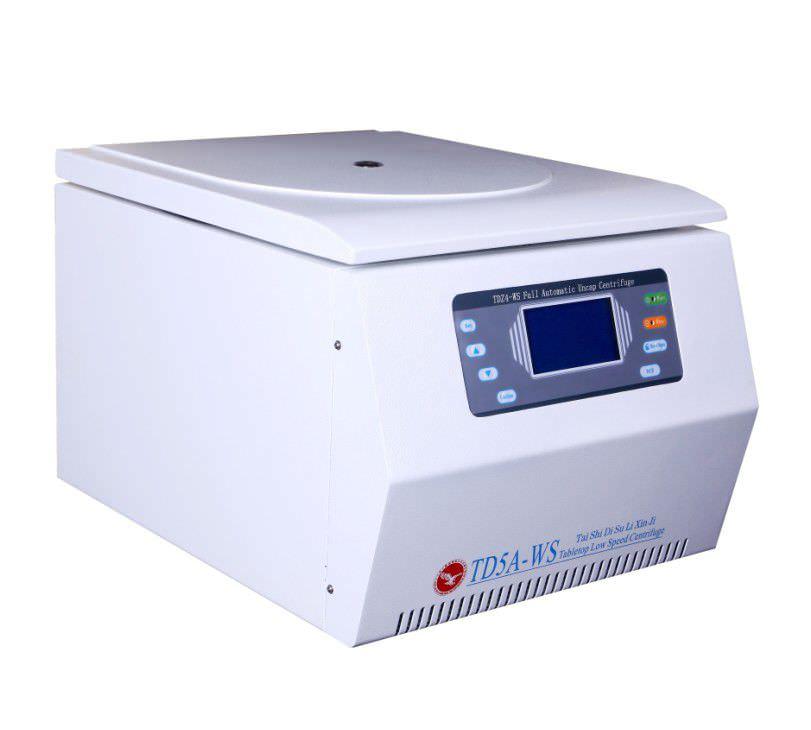 Laboratory centrifuge / bench-top 5000 rpm | TD5A-WS Changsha Weierkang Xiangying Centrifuge