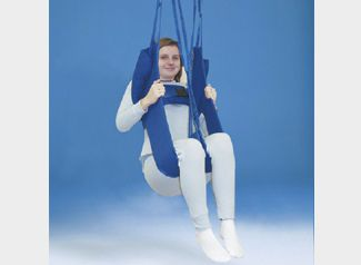 Toilet sling / for patient lifts TG aacurat gmbh