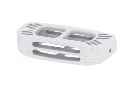 Lumbar interbody fusion cage / lateral JULIET® LL Spineart