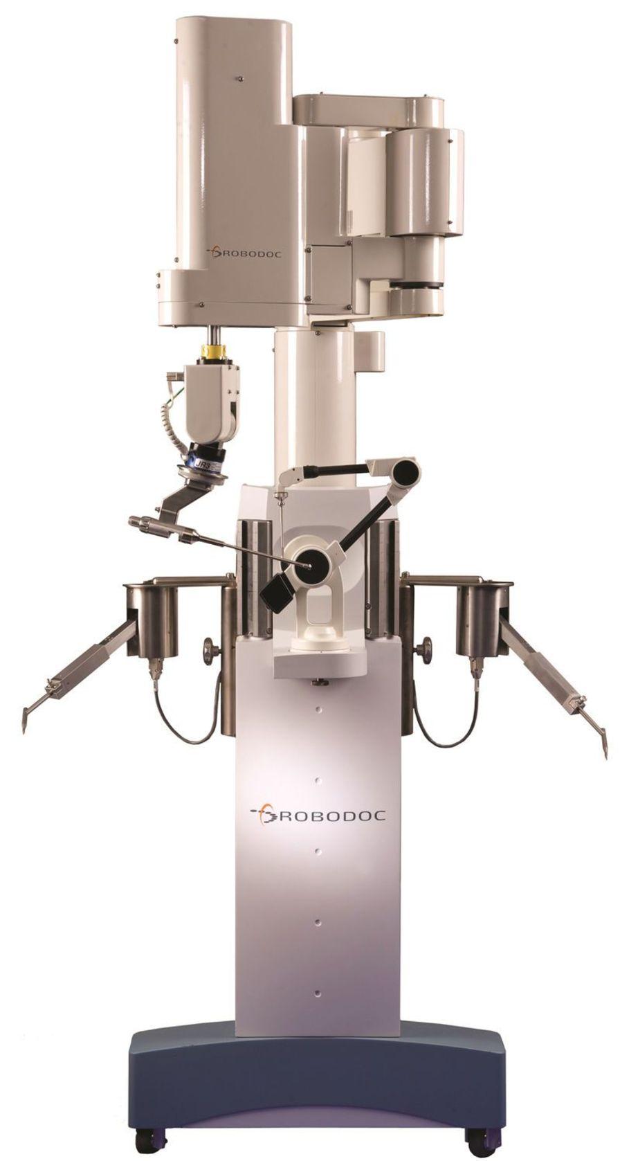 Knee resurfacing system ROBODOC Curexo Technology Corporation