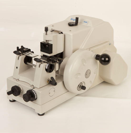 Rotary microtome 5040 Bright Instrument