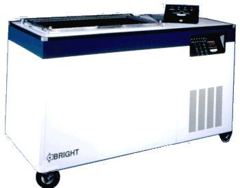 Microtome cryostat 8250 Bright Instrument