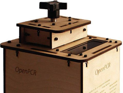16-well thermal cycler / open source / with USB port OPENPCR Chai Biotechnologies