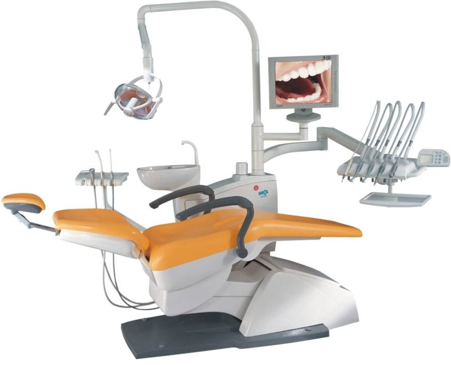 Dental treatment unit S2318 Xian Yang North West Medical Instrument (Group) Co., Ltd.