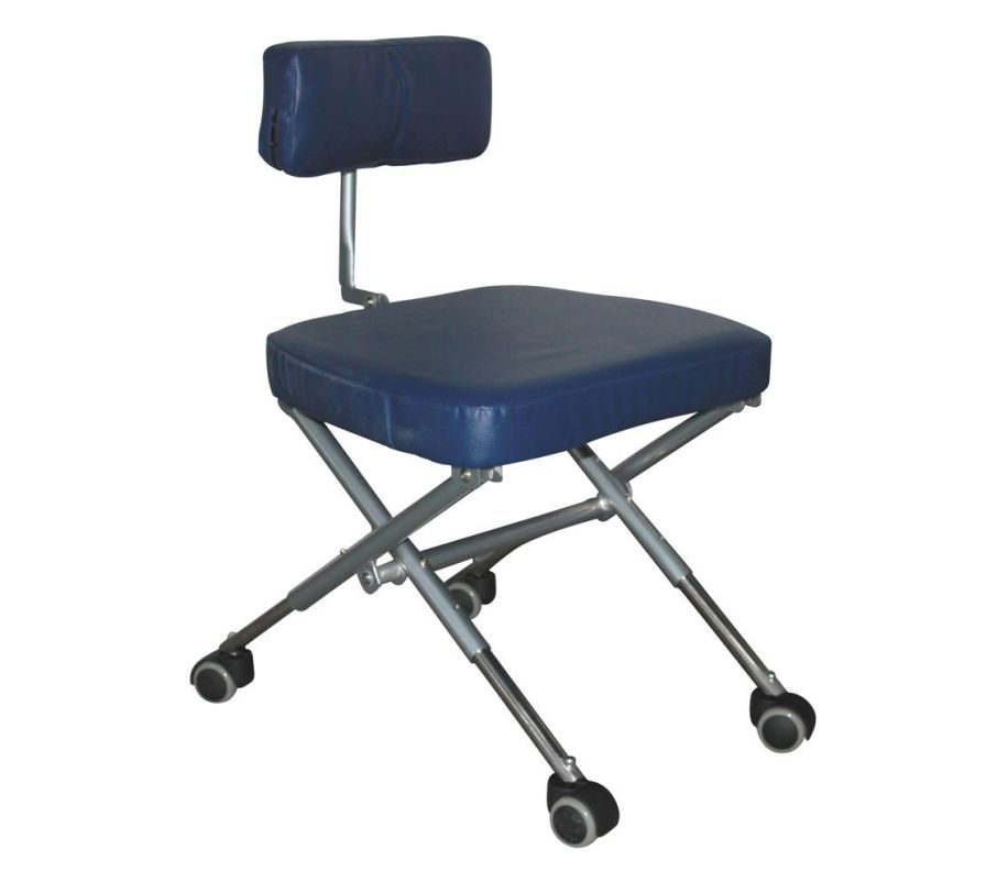Dental stool / folding 84937-808 Xian Yang North West Medical Instrument (Group) Co., Ltd.