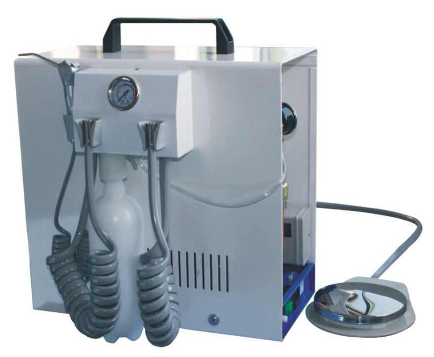 Portable dental treatment unit 10277-131 Xian Yang North West Medical Instrument (Group) Co., Ltd.