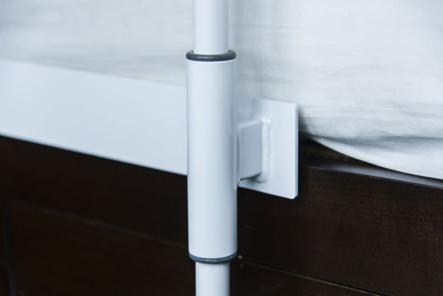 Bed grab bar / floor-mounted Smart-Rail HealthCraft Product Inc