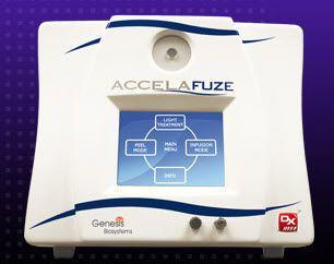 Dermabrasion system AccelaFuze™ Deltex
