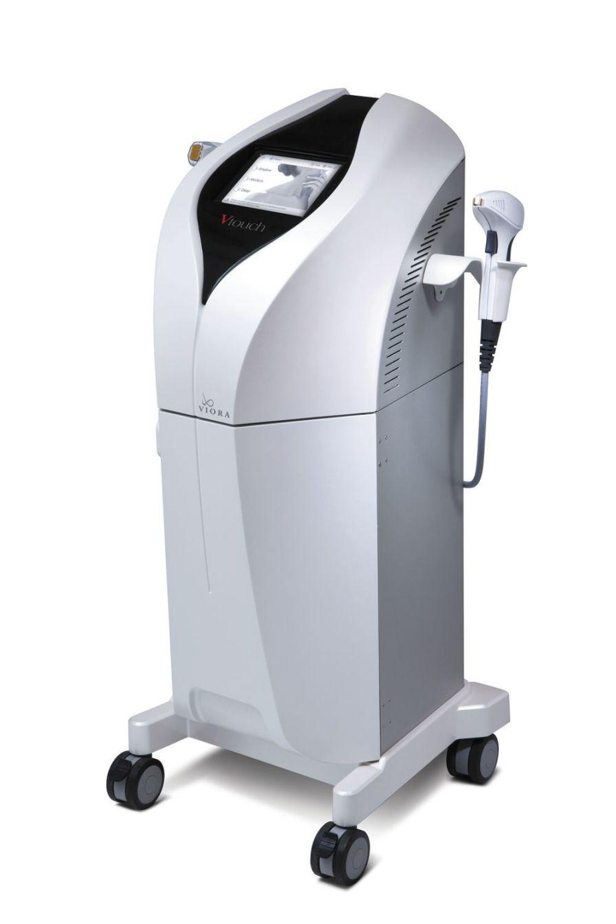 Aesthetic medicine radiofrequency generator V-touch Viora