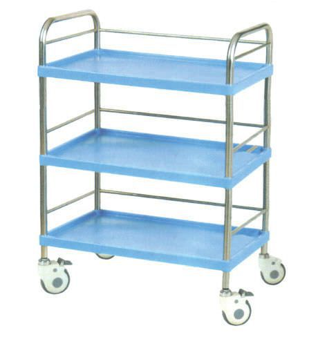 Service trolley / 3-tray SPT82018C30/73018C30/67018C30/60018C30 Nanjing Joncn Science & technology Co.,Ltd