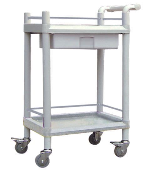 Multi-function trolley / with drawer / 1-tray 101K Nanjing Joncn Science & technology Co.,Ltd