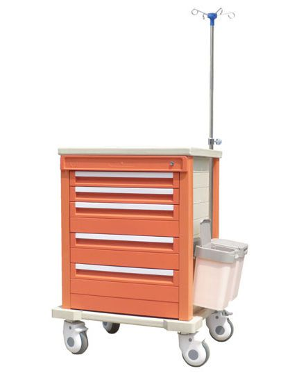 Treatment trolley / with drawer CT-62005A/60005A Nanjing Joncn Science & technology Co.,Ltd