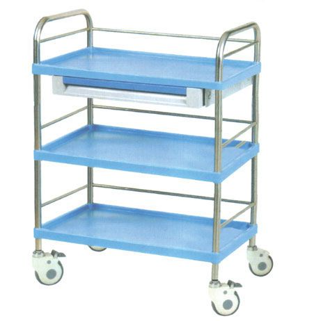 Service trolley / 3-tray SPT82018C31/SPT73018C31/67018C31/60018C31 Nanjing Joncn Science & technology Co.,Ltd