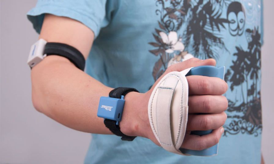 Arm rehabilitation system / hand / computer-based BiMeo HOME Kinestica