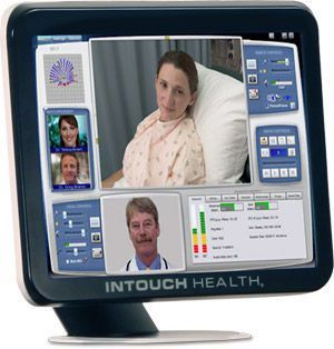 Telecollaboration software / teleconsultation MultiPRESENCE® InTouch Health