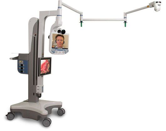 Telemedicine cart RP-Vantage® InTouch Health