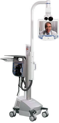 Telemedicine cart RP-Lite® InTouch Health