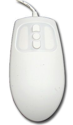 Washable medical mouse / disinfectable / USB WM 68 TACTYS