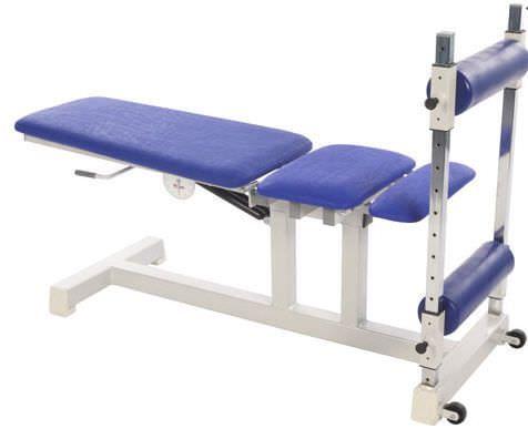 Abdominal crunch bench (weight training) / abdominal crunch / rehabilitation / adjustable 17820 FYSIOMED NV-SA