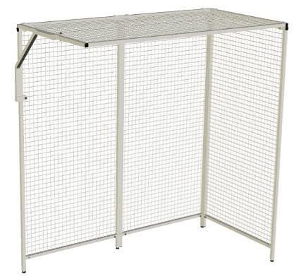 3-panel cage of Rocher 20155 FYSIOMED NV-SA