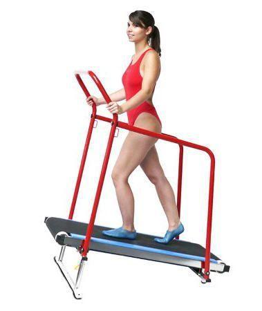 Swimming pool treadmill / with handrails 29841 - Aquatred TP02 FYSIOMED NV-SA