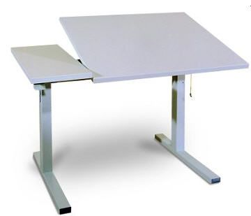 Height-adjustable ergotherapy table 29743 - Ergo M3-68R type C FYSIOMED NV-SA