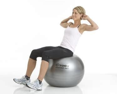 Pilates ball POWERBALL ABS TOGU