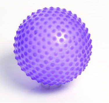 Small Pilates ball / with pins SENSO BALL TOGU