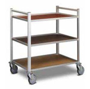 Multi-function trolley / 3-tray Michigan ARIANEL GROUPE ASCOLIA