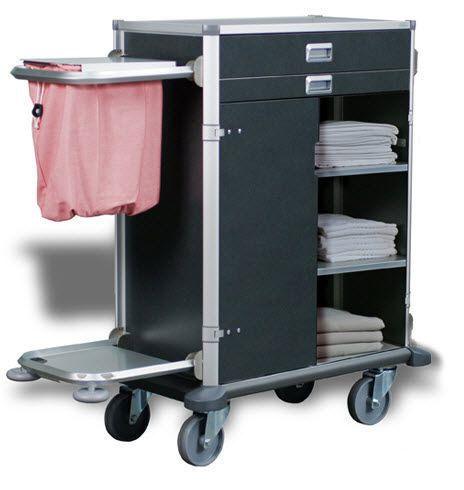 Clean linen trolley / dirty linen Atlas 800 ARIANEL GROUPE ASCOLIA