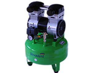 Medical compressor / for dental units / 2-workstation RS-252V Slovadent