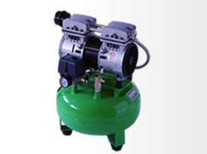 Dental unit compressor / medical / 1-workstation RS-10 Slovadent