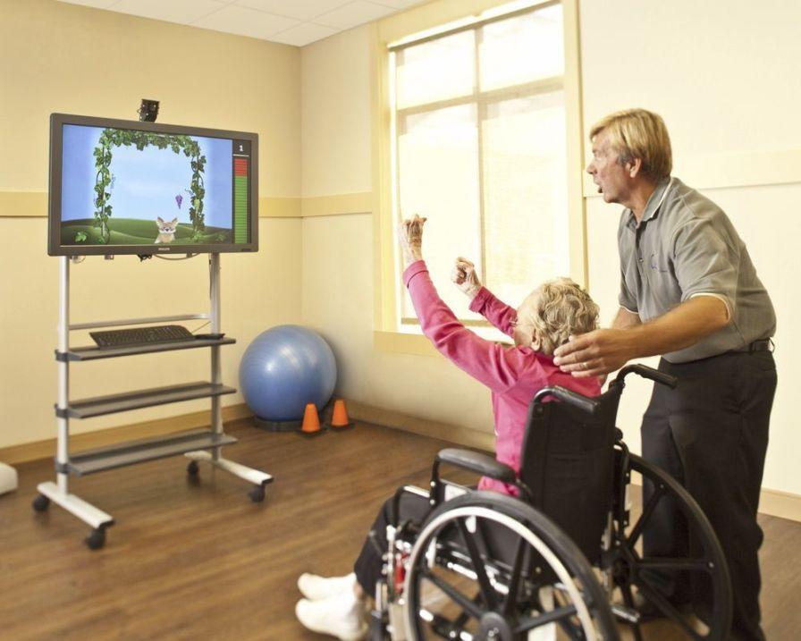 Telemedicine cart OmniVR™ ACP