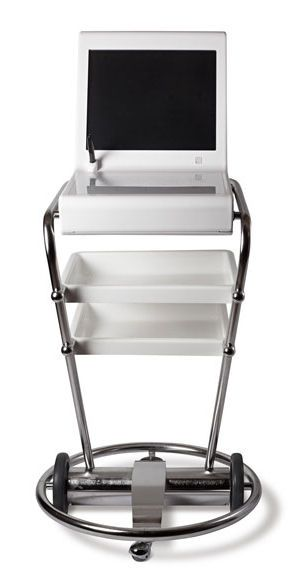 Medical computer cart Lectern HOPI SARL