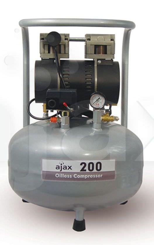 Dental unit compressor / medical 8 bar | AJAX200 Ajax Medical Group