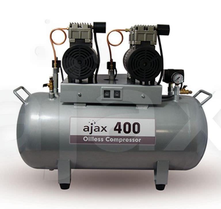 Dental unit compressor / medical 8 bar | AJAX400 Ajax Medical Group