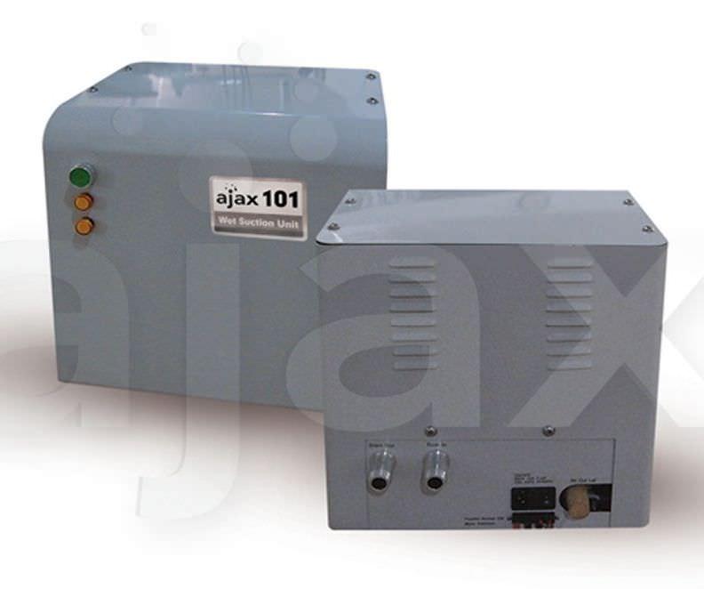 Aspirating vacuum pump / dental / 1-workstation AJS101 Ajax Medical Group