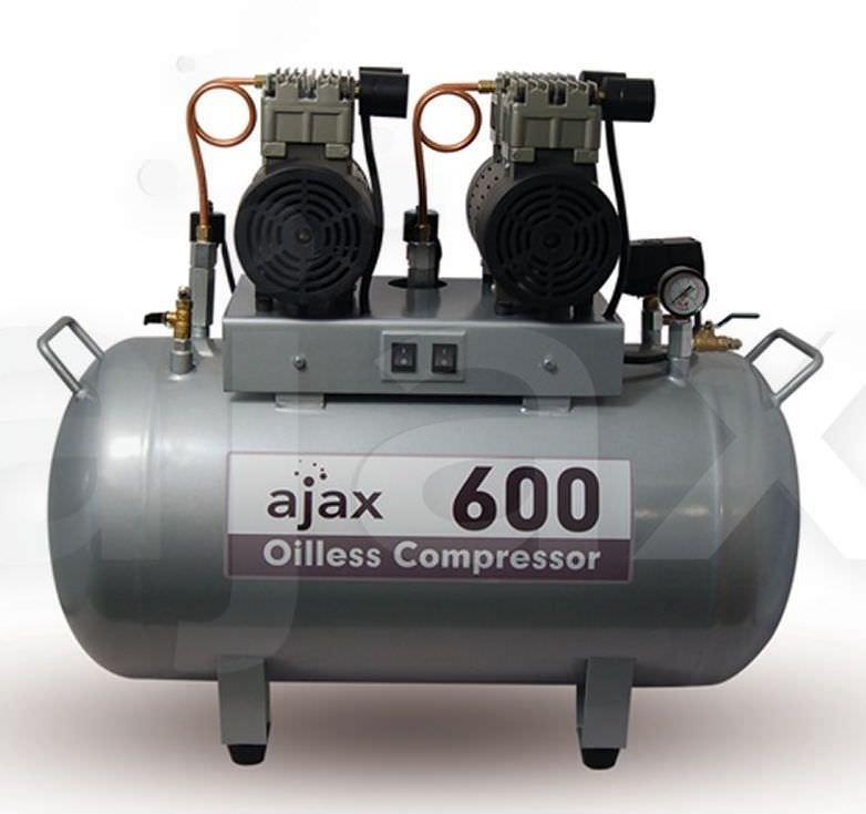 Dental unit compressor / medical 8 bar | AJAX600 Ajax Medical Group