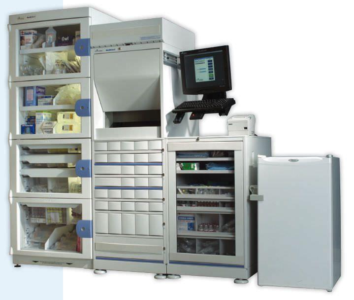 Automated medication dispensing cabinet MedSelect Flex AmericourceBergen