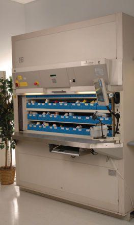 Dispensing cabinet / pharmacy FastFind® Universal AmericourceBergen